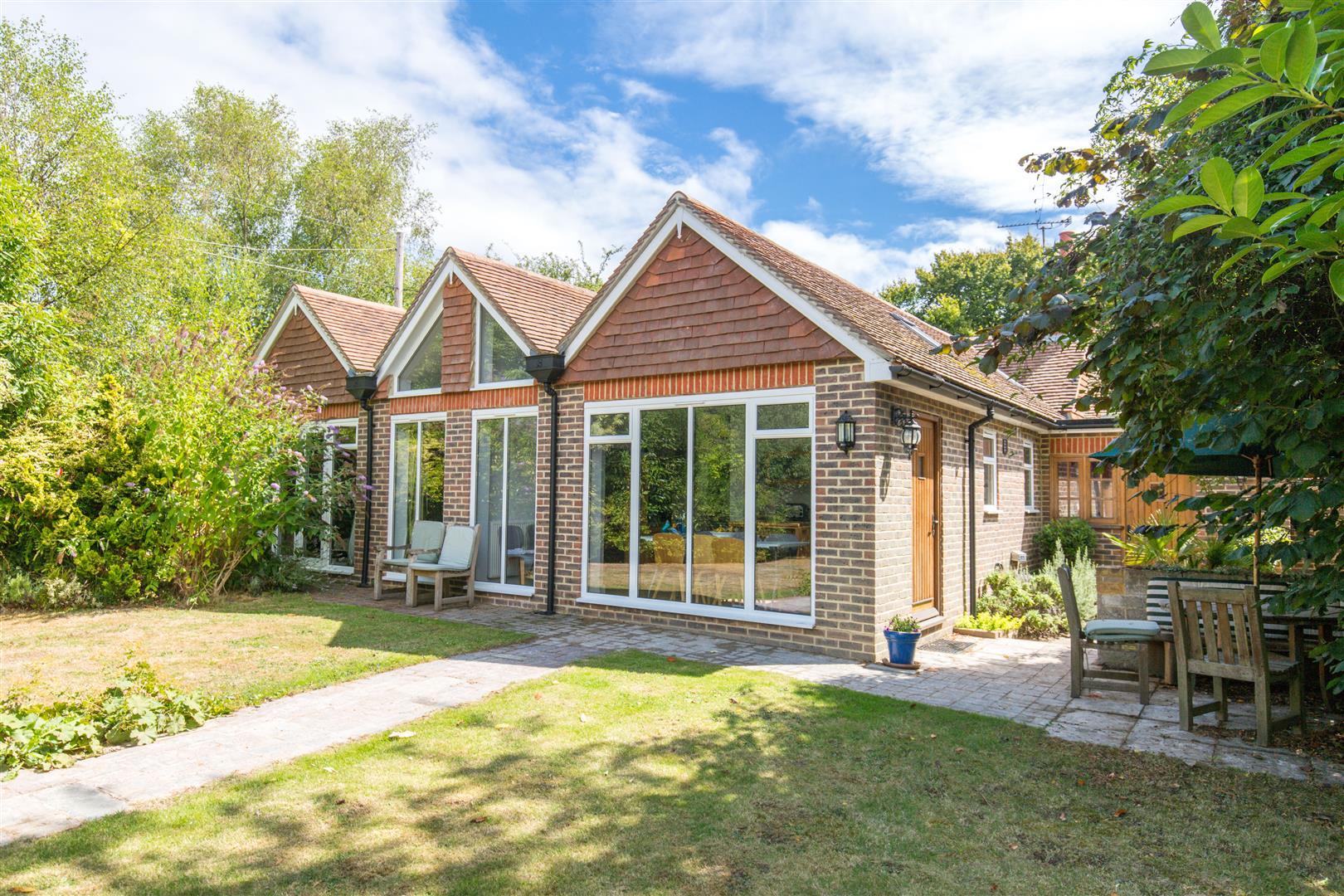 Caneheath Cottage Rear Aspect